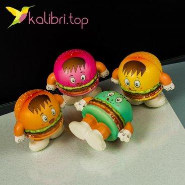 Сквиш гамбургер оптом фото 15