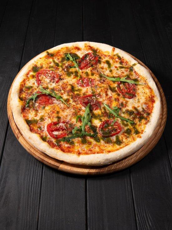 Заказать пиццу Маргарита Совиньон - фото 1