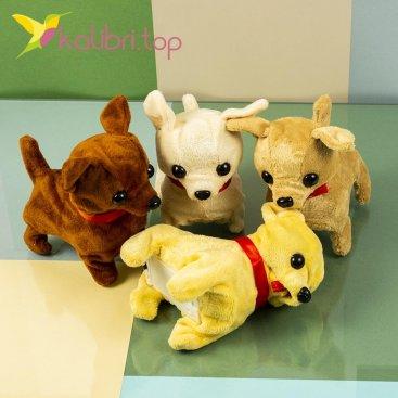 Интерактивная игрушка собачка Чихуахуа оптом фото 124