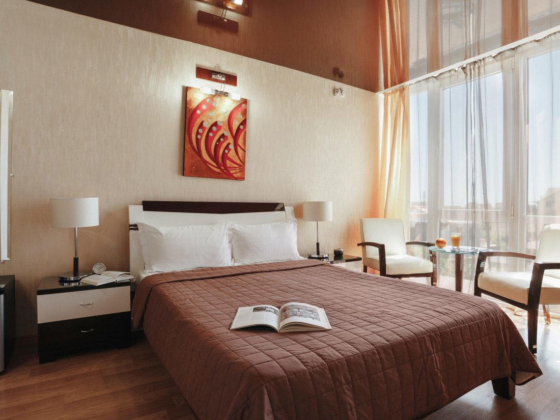 номер FAMILY отель Bless Resort - отдых в Затоке на берегу Черного моря - 1