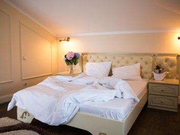 Отель Коляда, Номер BUSINESS - фото 1