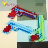 Пистолет Майнкрафт пиксельный большой оптом фотография 28