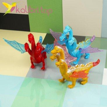 Детская игрушка, ходилка Змей Горыныч оптом фото 1