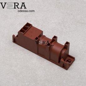 Купить блок поджига для газовой плиты 4 клеммы оптом, фотография 1