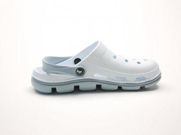 Белые кроксы оптом C09-45, 4rest, мужская обувь оптом, фото 1