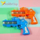 Детский светящийся пистолет Воин оптом фото 1