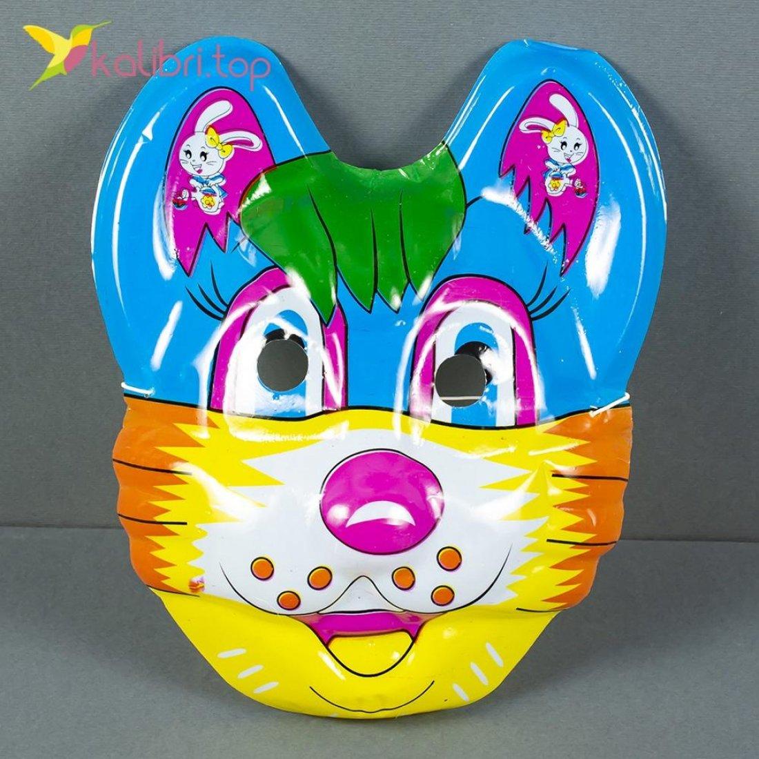 Карнавальная детская маска Тигрёнок оптом фото 966