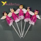 Светодиодные палочки девочки принцессы малиновые оптом фото 965