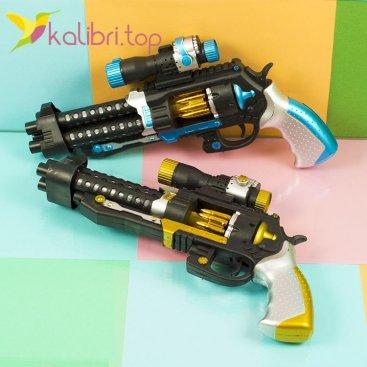 Светящийся пистолет Кольт оптом фото 1
