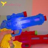 Детский светящийся пистолет оптом фото 2