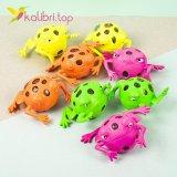 Игрушки антистресс с орбизами жабы оптом фото 4