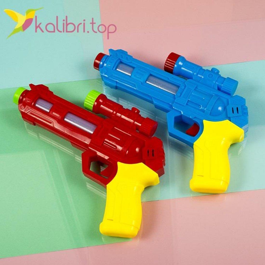 Детский светящийся пистолет оптом фото 1