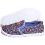 женские мокасины из текстиля, купить женскую обувь оптом