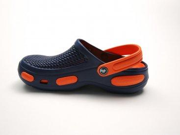 Синие кроксы оптом C27-40, 4rest, женская обувь оптом, фото 1