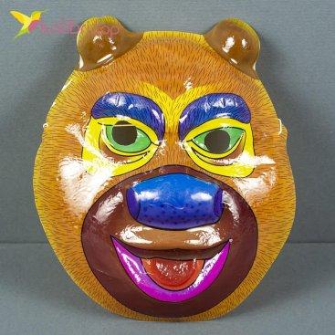 Карнавальная детская маска Мишка оптом фото 155