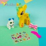 Детская игрушка My Little Pony с наклейками, оптом фото 3