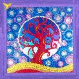 Алмазная мозаика по номерам Сказка 30*30 см оптом фото 377