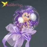 Светодиодные палочки куколки фиолетовый оптом фото 111