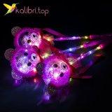 Светящиеся палочка мишка розовый оптом фото 0258