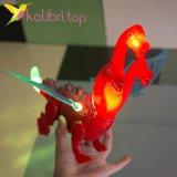 Светящиеся игрушка детская ходилка Змей Горыныч оптом фото 3
