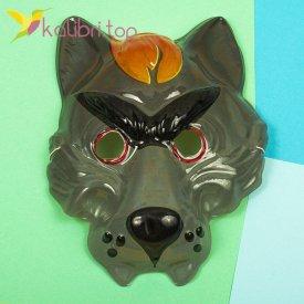 Детская маска Волка оптом фото 1