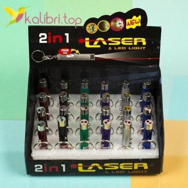 Лазерные указки 2 в 1 Энергия оптом фото 1