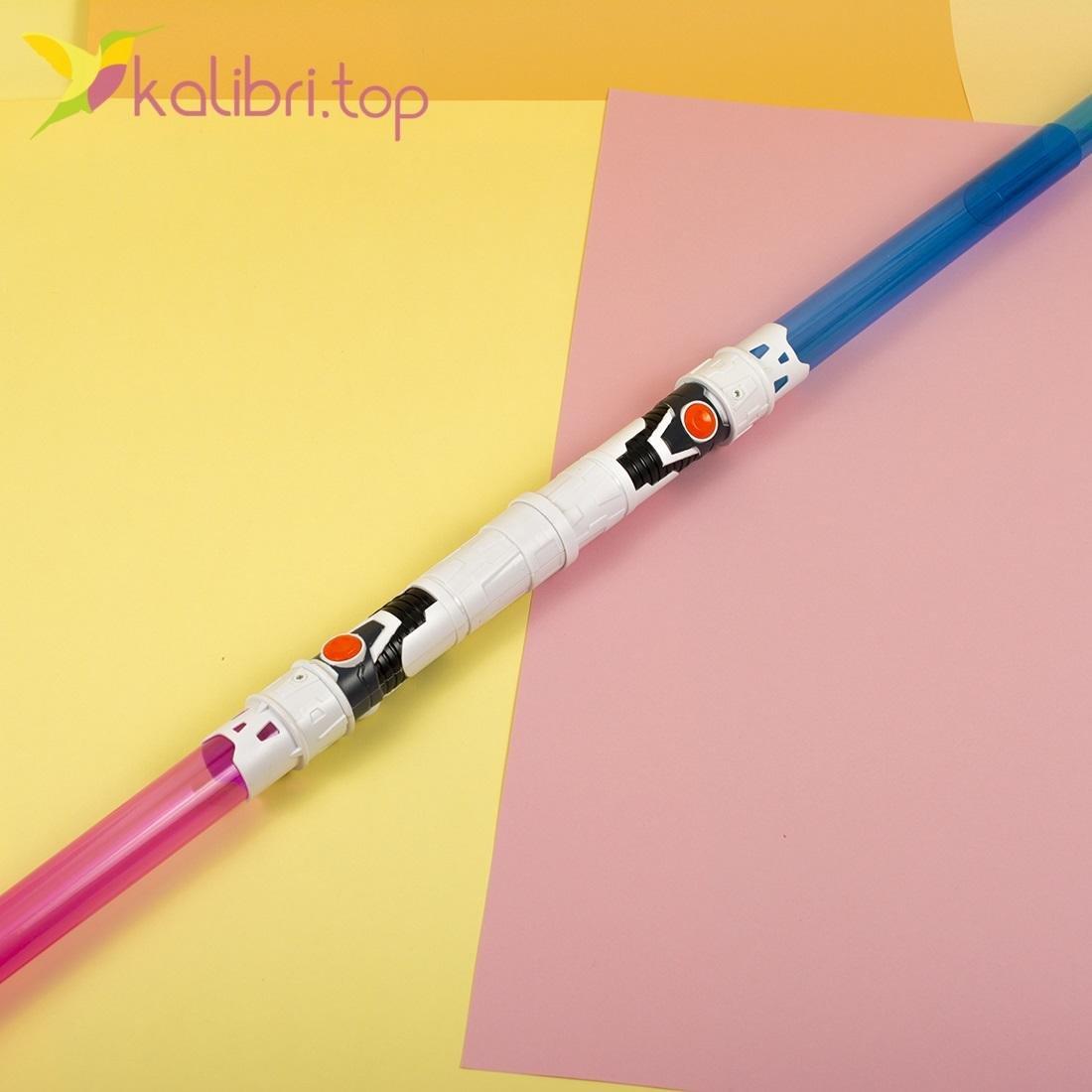 Светящийся двойной меч Star Wars 142 см, оптом - картинка 2