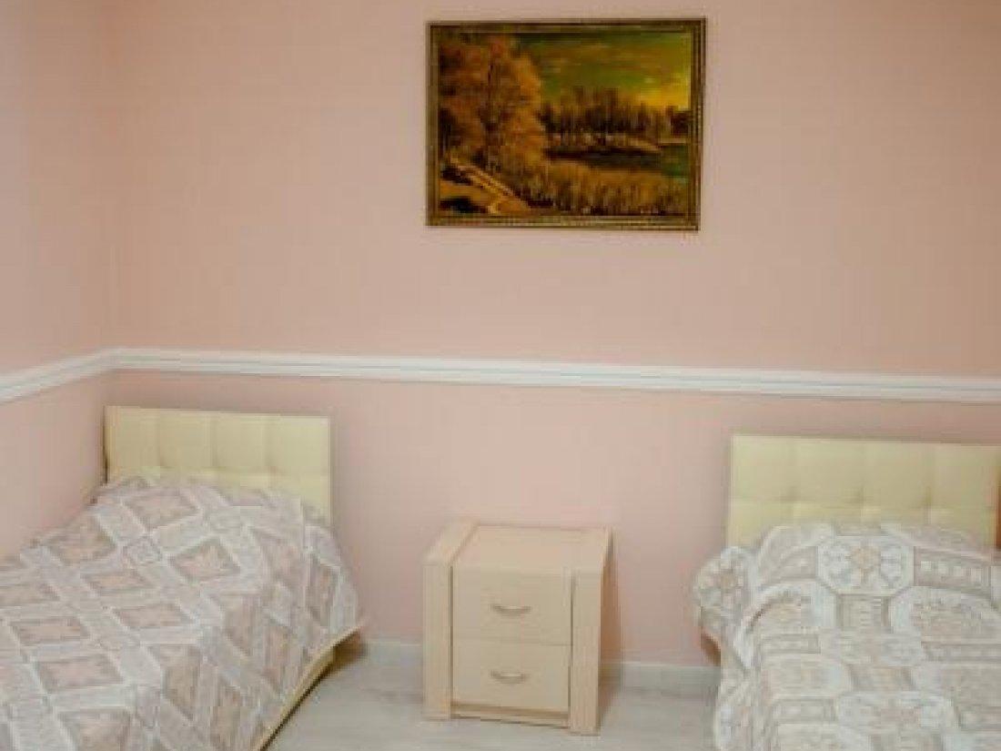 Отель Первая Линия, Номер Эконом - фото 2