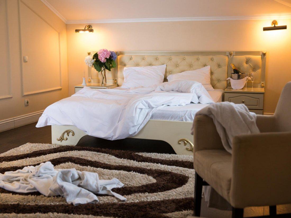 Отель Коляда, Номер BUSINESS - фото 2