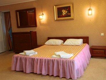 Отель Lux Hotel, Номер Полулюкс - фото 1