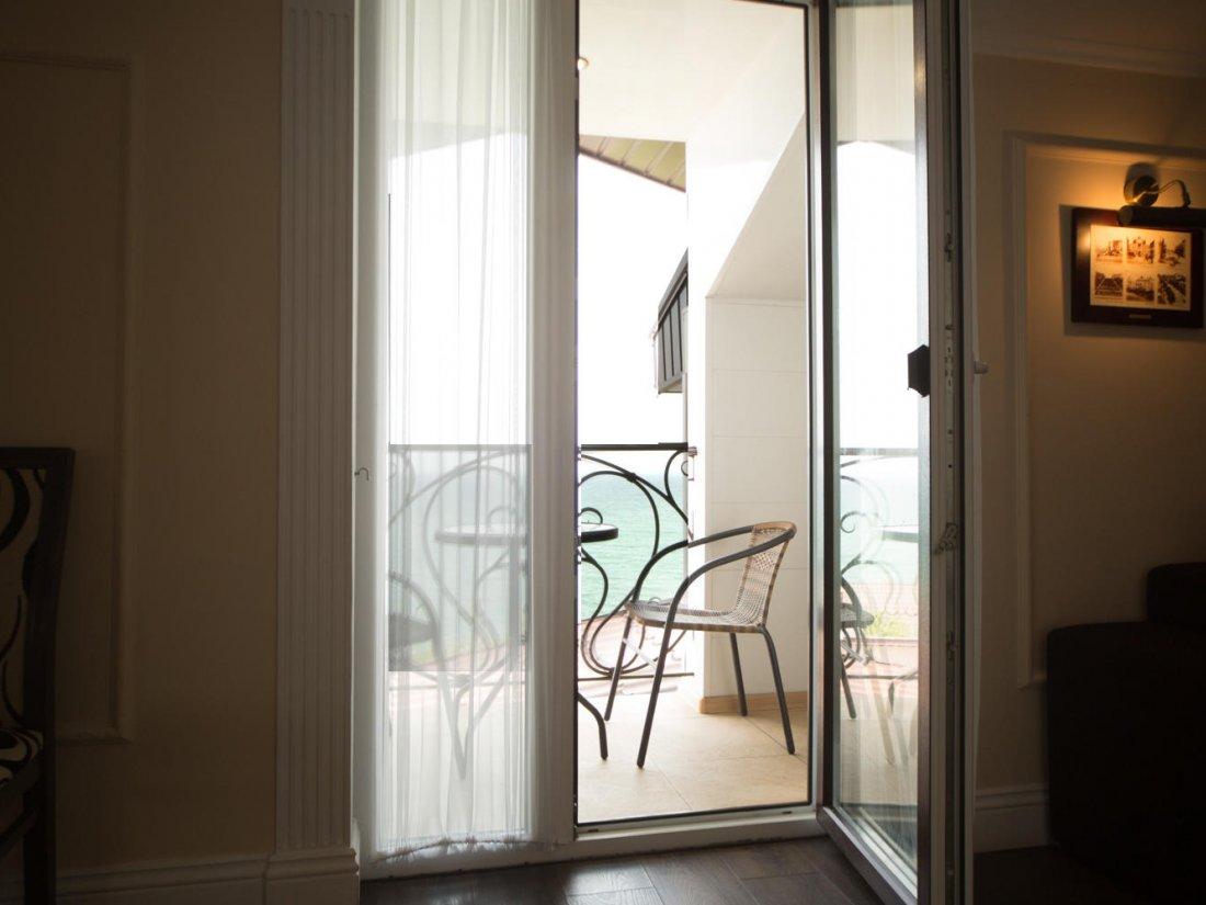 Отель Коляда, Номер BUSINESS - фото 5
