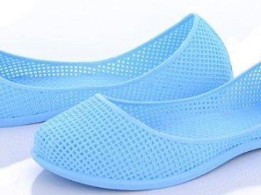 Женские балетки оптом 2519 ПВХ, 4rest, обувь оптом