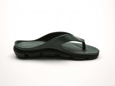 Черные кроксы вьетнамки оптом C31-45, 4rest, мужская обувь оптом, фото 1