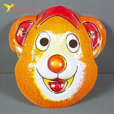 Карнавальная детская маска Обезьянка оптом фото 1154