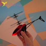 Летающая игрушка вертолет красный оптом фото 957