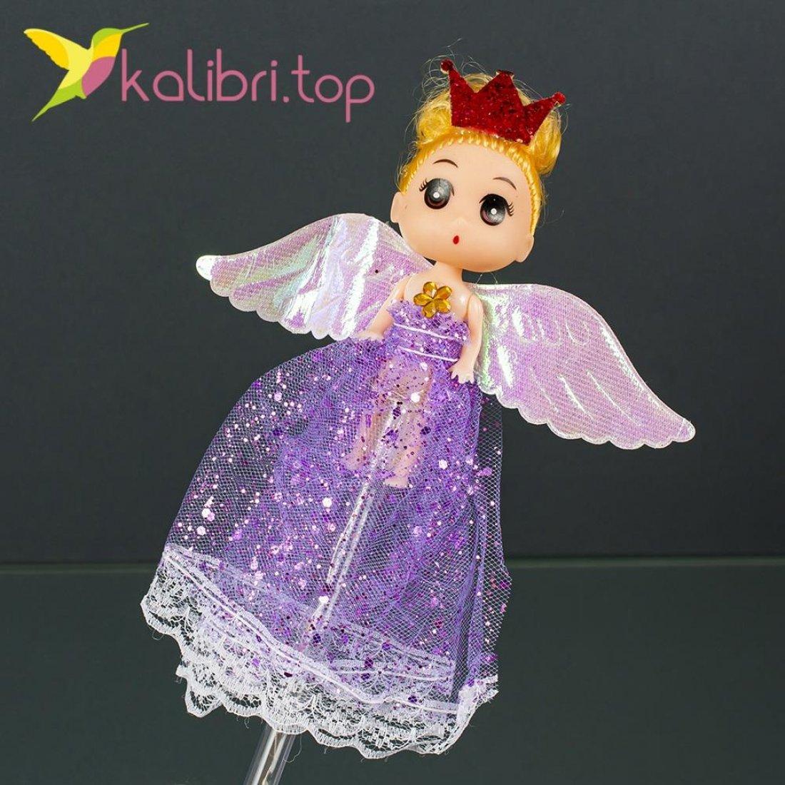 Светящиеся LED палочки девочки принцессы фиолетовые оптом фото 75