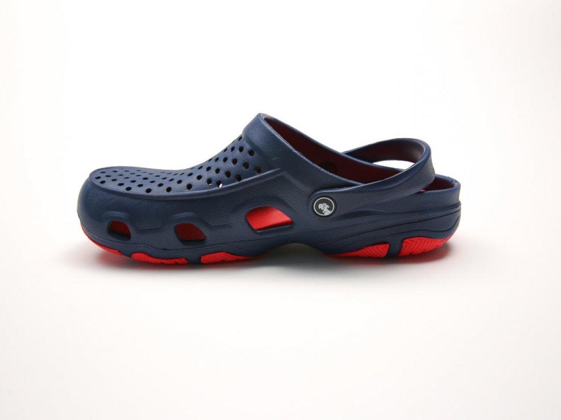 Синие кроксы оптом C22-40, 4rest, женская обувь оптом, фото 1