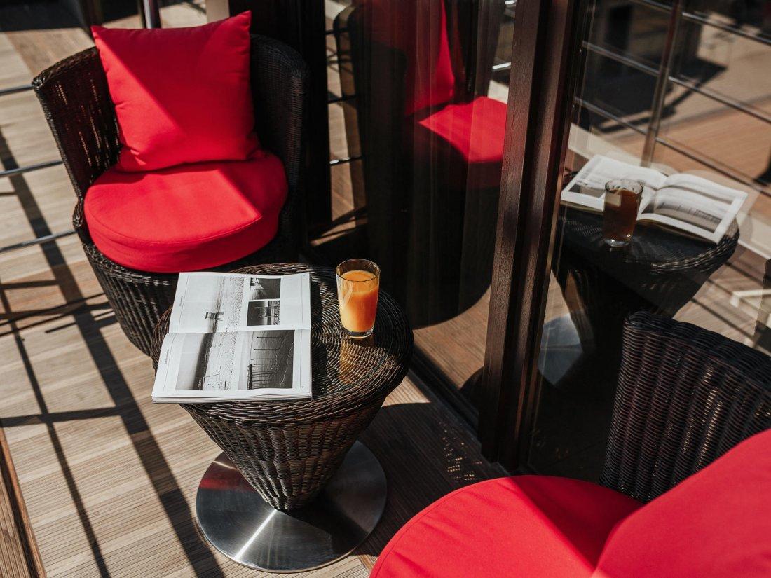 Номер Club DeLux в отеле Затоки Bless Resort - 4