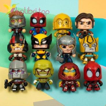 Детская фигурка Супер Герои, оптом фото 1