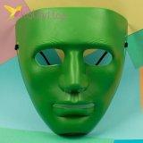 Маска карнавальная Каонаси зеленый, оптом фото 1