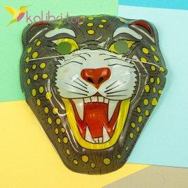 Детская маска Леопарда оптом фото 1