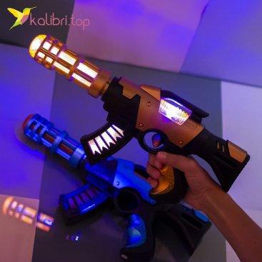 Светящийся автомат скорпион со свуком оптом фото 101