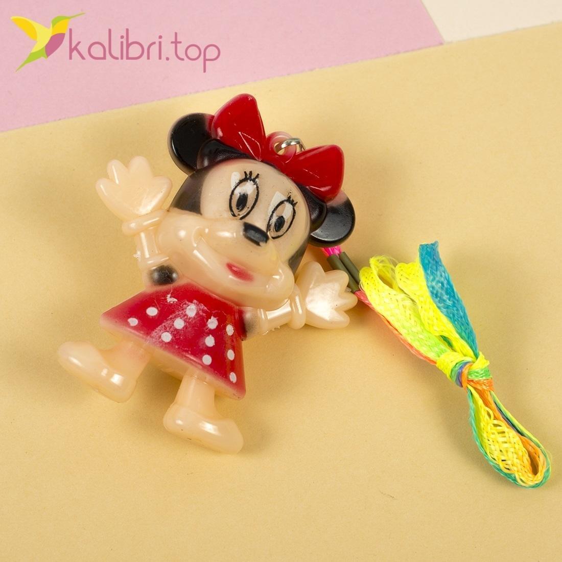 Детский светящийся кулон Мышки, оптом - фото 2