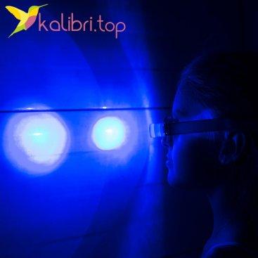 Светящиеся детские очки с фонариками Шпион оптом фото 2