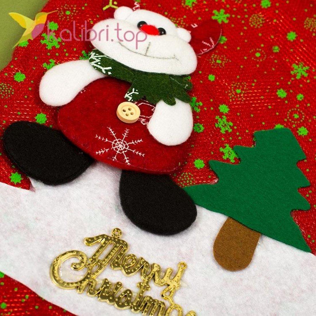 Сапожок для подарков большой микс 4, оптом фото 2