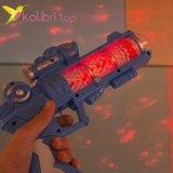 Детский светящийся пистолет Воин оптом фото 3