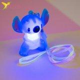 Детский светящийся кулон Стич, оптом - картинка 3