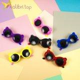 Детские солнцезащитные очки Ушки, оптом - фото 1