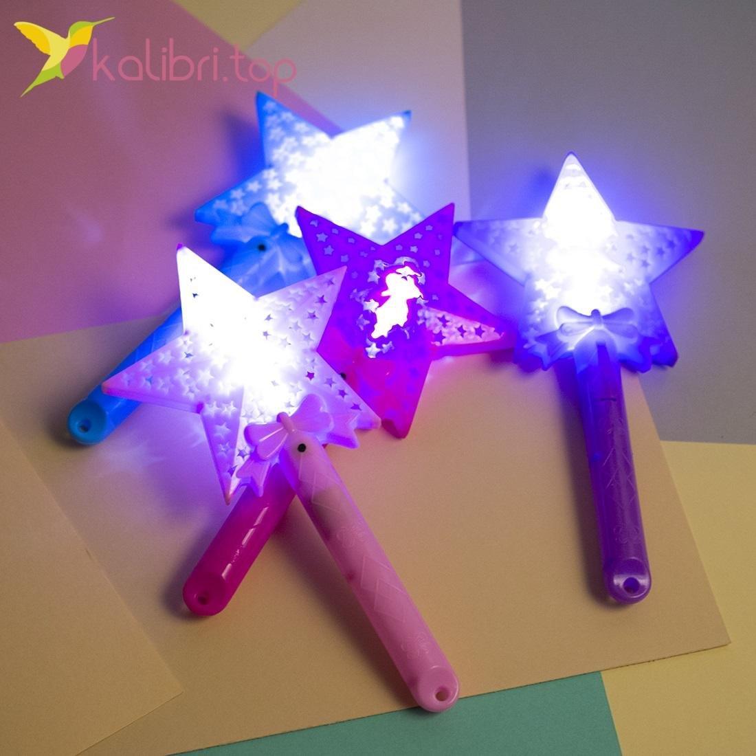 Светящиеся палочки Звезда, оптом - фото 2