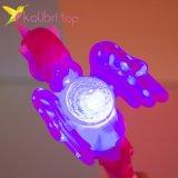 Светящийся микрофон с Единорогом оптом фотография 3
